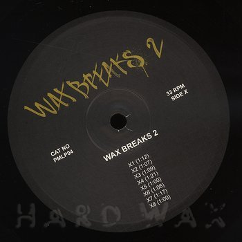 Cover art - Paradox: Wax Breaks 2
