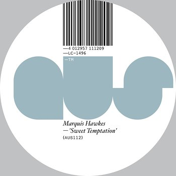 Cover art - Marquis Hawkes: Sweet Temptation