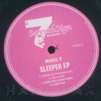 Cover art - Mihail P: Sleeper EP