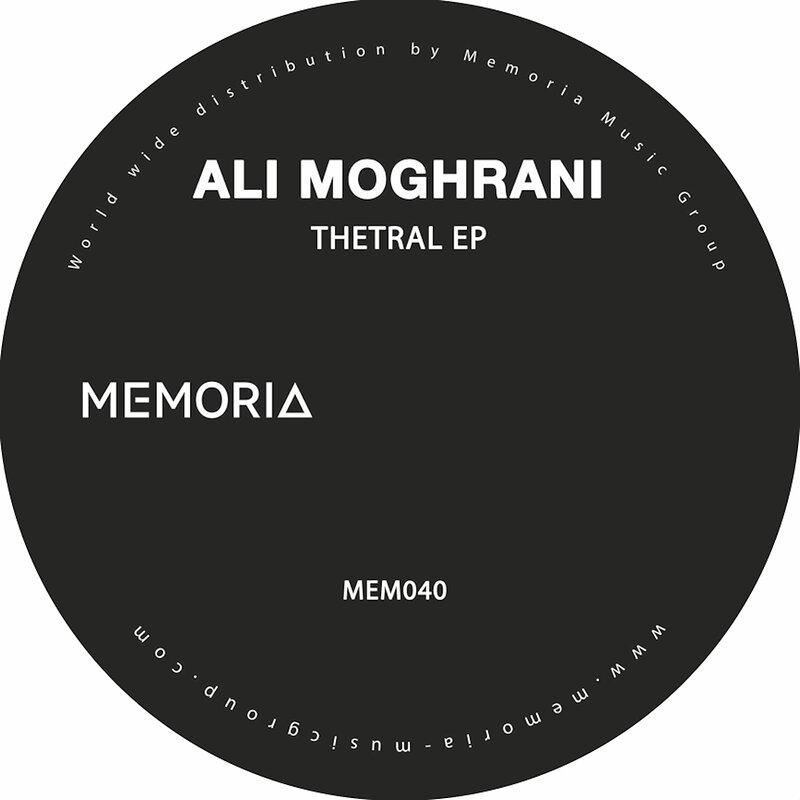 Cover art - Ali Moghrani: Thetral