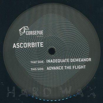 Cover art - Ascorbite: Inadequate Demeanor
