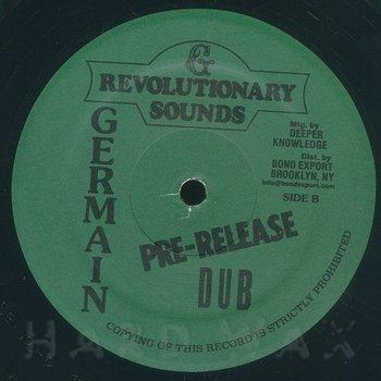 Cover art - The Revolutionaries: Pre-Release Dub