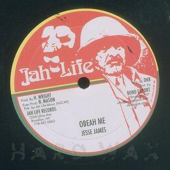 Cover art - Jesse James: Obeah Me
