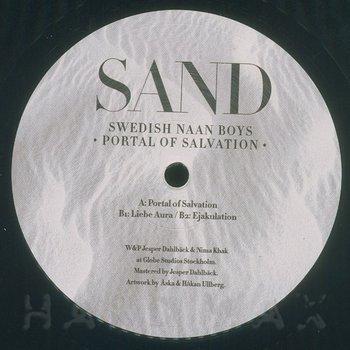 Cover art - Swedish Naan Boys: Portal Of Salvation