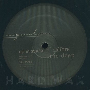 Cover art - Calibre: The Deep