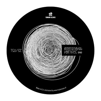 Cover art - Dyad: Irrotational Vortices