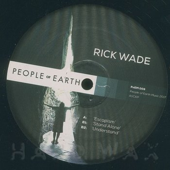 Cover art - Rick Wade: Escapism