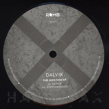 Cover art - Dalvik: Junction EP