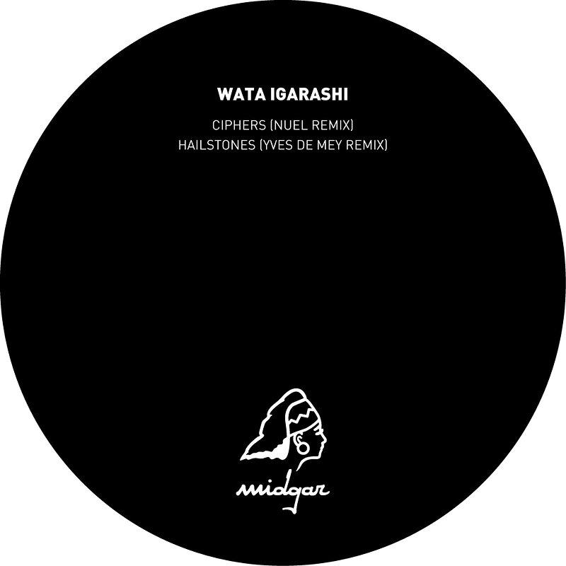 Cover art - Wata Igarashi: Ciphers Remixes