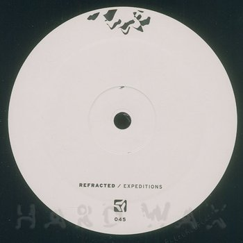 Cover art - Refracted: Expeditions