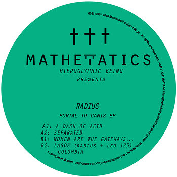 Cover art - Radius: Portal To Canis EP