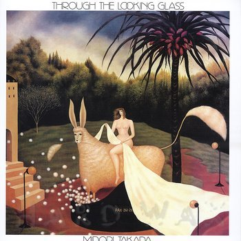 Cover art - Midori Takada: Through The Looking Glass