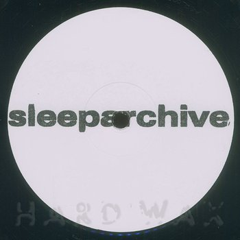 Cover art - Sleeparchive: Grief