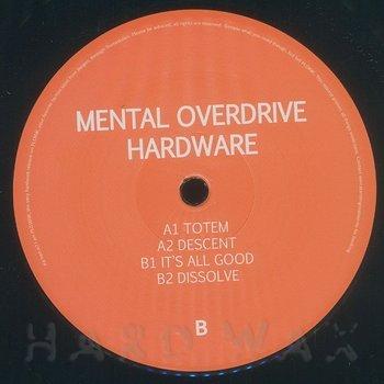 Cover art - Mental Overdrive: Hardware