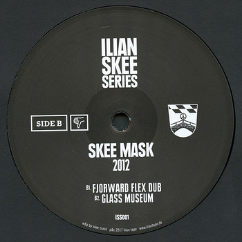Cover art - Skee Mask: 2012