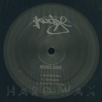 Cover art - Mono Junk: Disillusions