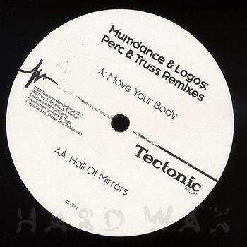 Cover art - Mumdance & Logos: Perc & Truss Remixes