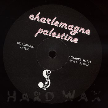 Cover art - Charlemagne Palestine: Strumming Music