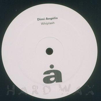 Cover art - Dimi Angelis: Brain Damage
