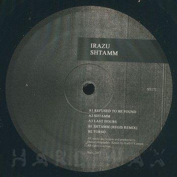 Cover art - Irazu: Shtamm
