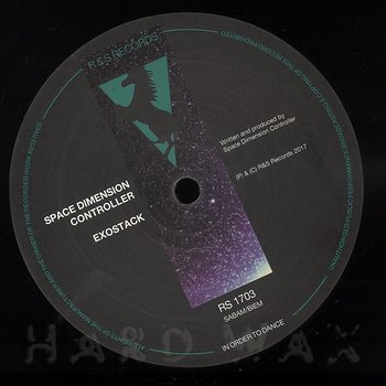 Cover art - Space Dimension Controller: Exostack
