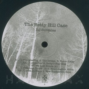 Cover art - DJ Surgeles: The Betty Hill Case