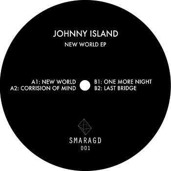 Cover art - Johnny Island: New World