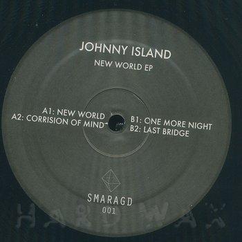 Cover art - Johnny Island: New World