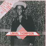 Cover art - Linval Thompson: Don't Cut Off Your Dreadlocks