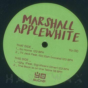 Cover art - Marshall Applewhite: Go Home
