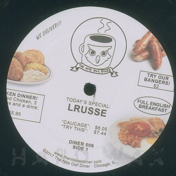 Cover art - Lrusse: Part Of The Plan