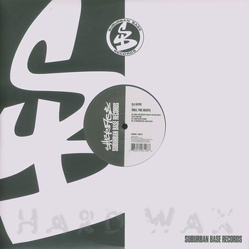 Cover art - DJ Hype: Roll The Beats