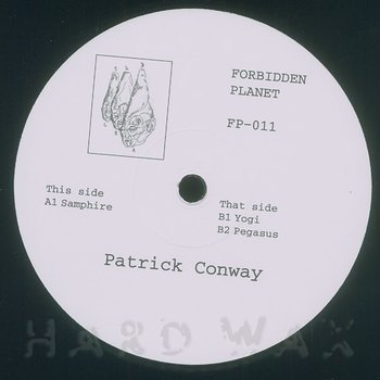 Cover art - Patrick Conway: Samphire