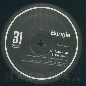 Cover art - Bungle: Cocooned