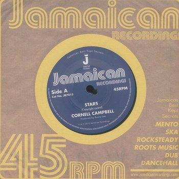 Cover art - Cornel Campbell: Stars