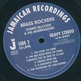Cover art - Tommy McCook & The Aggrovators: Brass Rockers