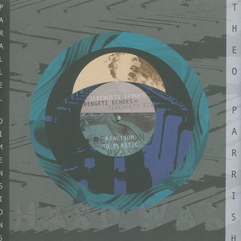 Cover art - Theo Parrish: Parallel Dimensions