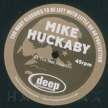 Cover art - Mike Huckaby: Too Many Classics To Be Left With Little Or No Protection