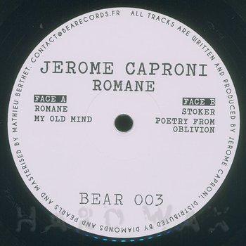 Cover art - Jerome Caproni: Romane