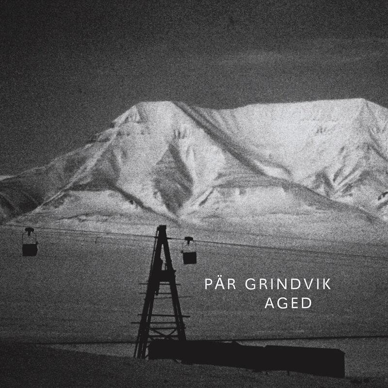 Cover art - Pär Grindvik: Aged