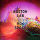 Cover art - Boston 168: 90s Space