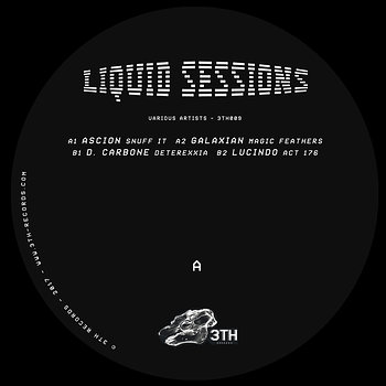 Cover art - Various Artists: Liquid Sessions