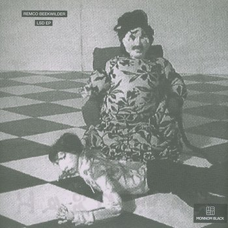 Cover art - Remco Beekwilder: LSD