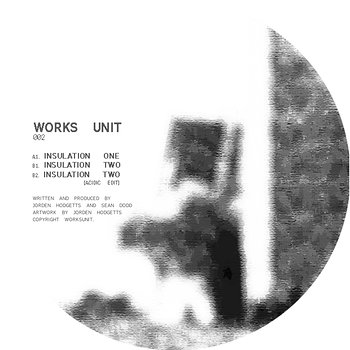 Cover art - Works Unit: Insulation