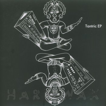 Cover art - Thee J Johanz: Tantric Temple