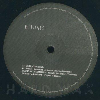 Cover art - Various Artists: Rituals