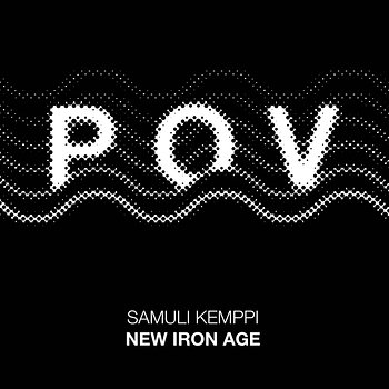 Cover art - Samuli Kemppi: New Iron Age