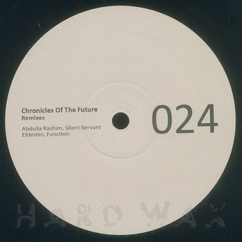 Cover art - Tadeo: Chronicles Of The Future Remixes