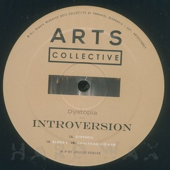 Cover art - Introversion: Dystopia