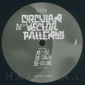 Cover art - Circular Vector Patterns: Be